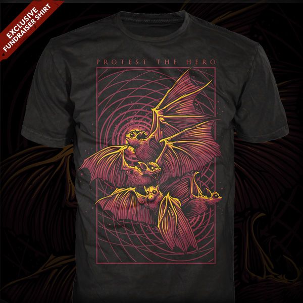 Exclusive Protest The Hero Shirt design by Dan Mumford