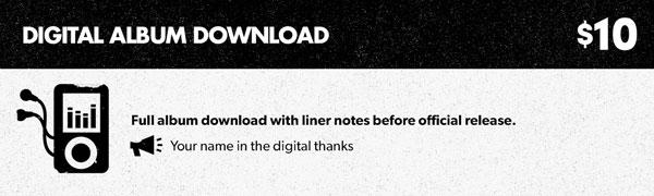 Pack 1 - Digital Album Download