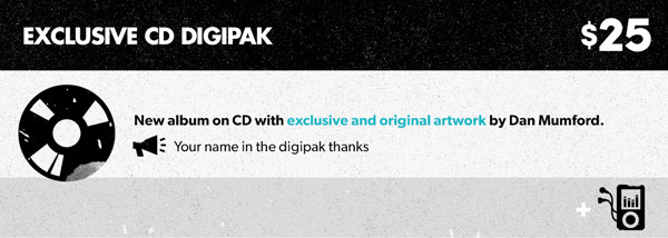 Pack 2 - Exclusive CD Digipak